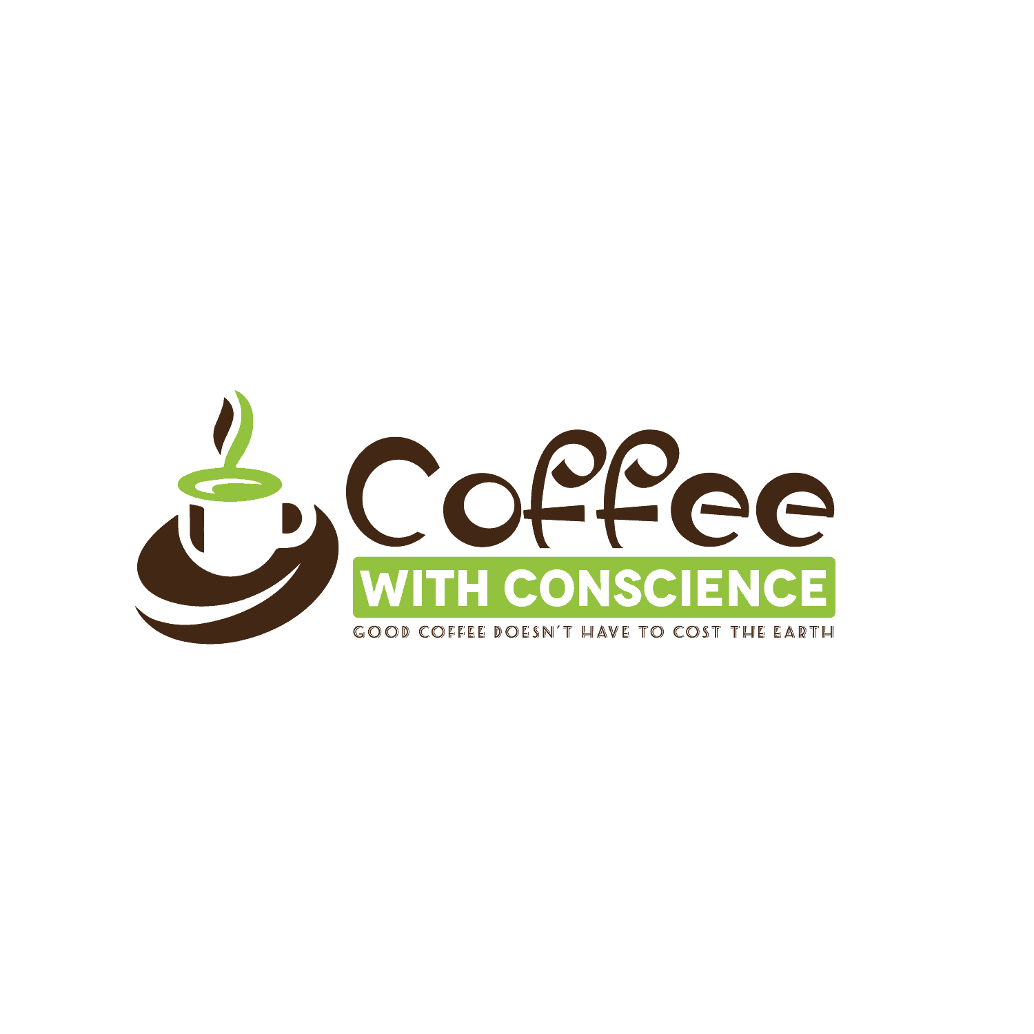 Coffee with Conscience Logo