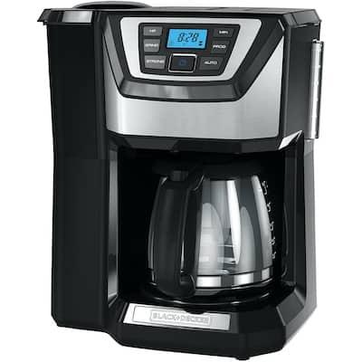 Black + Decker Mill and Brew Coffee Machine