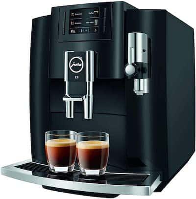 Jura E8 Automatic Bean to Cup Coffee Machine