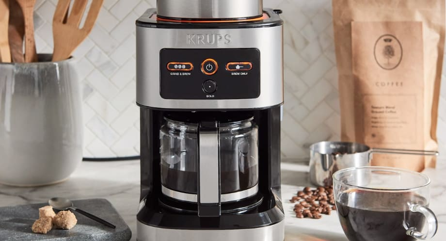 How to Choose A Grind & Brew Coffee Maker