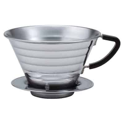 Kalita Wave 185 Pour Over Coffee Dripper