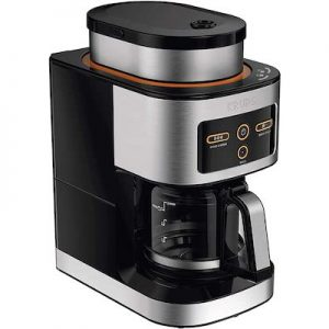Krups Personal Cafe Grind and Brew Coffee Maker